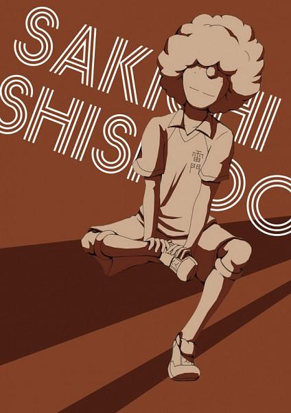 Sakichi Shishido (Sam Kincaid) - Inazuma Eleven