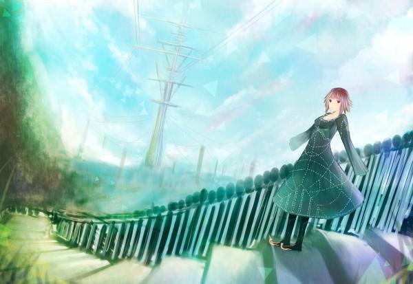 Tags: Anime, Sakimori, Pixiv