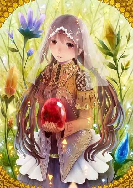 Tags: Anime, Sakimori, Pixiv, Original