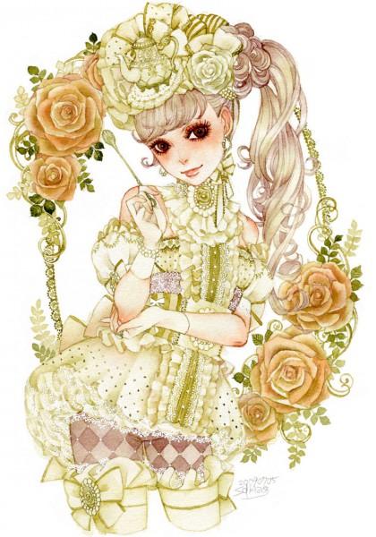 Tags: Anime, Sakizou, Mobile Wallpaper, Pixiv