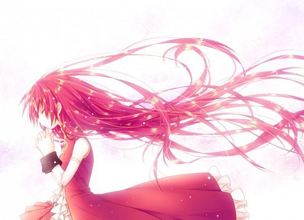 Tags: Anime, Riichu, Mahou Shoujo Madoka☆Magica, Sakura Kyouko, PNG Conversion