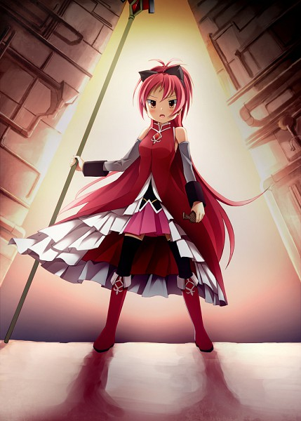 Tags: Anime, Kamera-ya, Mahou Shoujo Madoka☆Magica, Sakura Kyouko