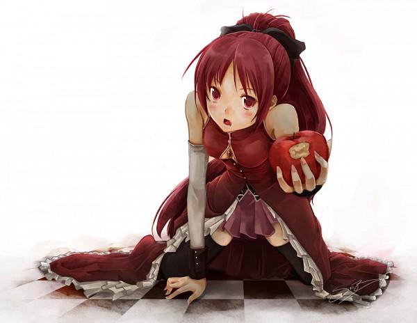 Tags: Anime, Sinzire, Mahou Shoujo Madoka☆Magica, Sakura Kyouko
