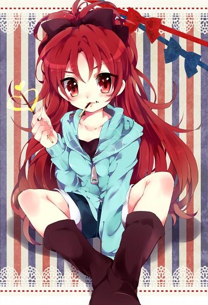 Tags: Anime, Asprach, Mahou Shoujo Madoka☆Magica, Sakura Kyouko