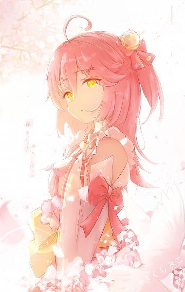 Tags: Anime, Pixiv Id 9157140, 3.5 Channel, Hololive, Sakura Miko, Fanart From Pixiv, Pixiv, Fanart