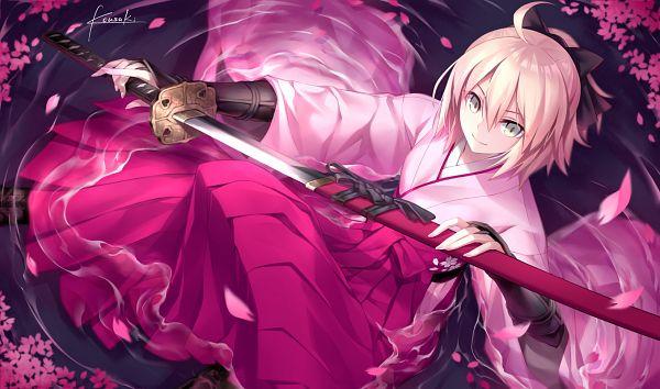 Tags: Anime, Kousaki Rui, Fate/Grand Order, Sakura Saber