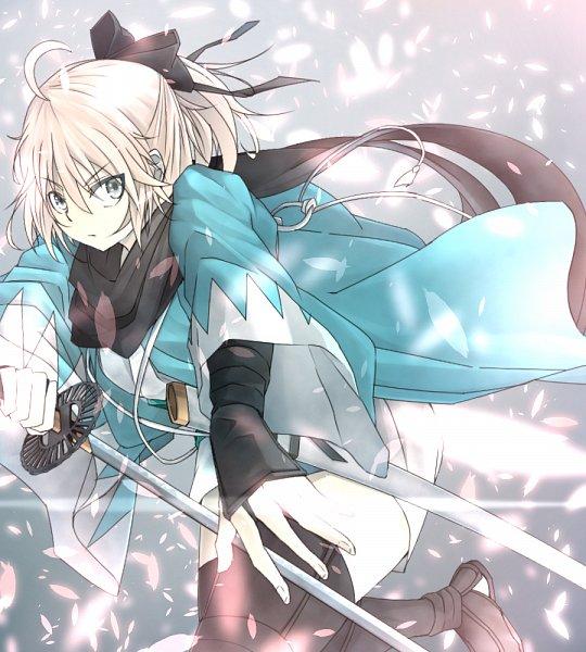 Tags: Anime, Pixiv Id 16661996, Fate/Grand Order, Sakura Saber