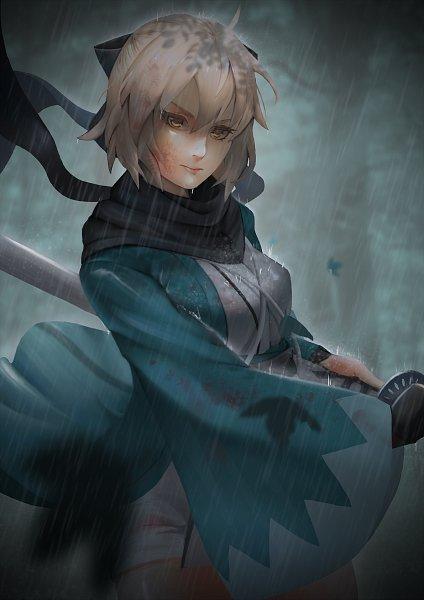 Tags: Anime, Pixiv Id 5503716, Fate/Grand Order, Sakura Saber