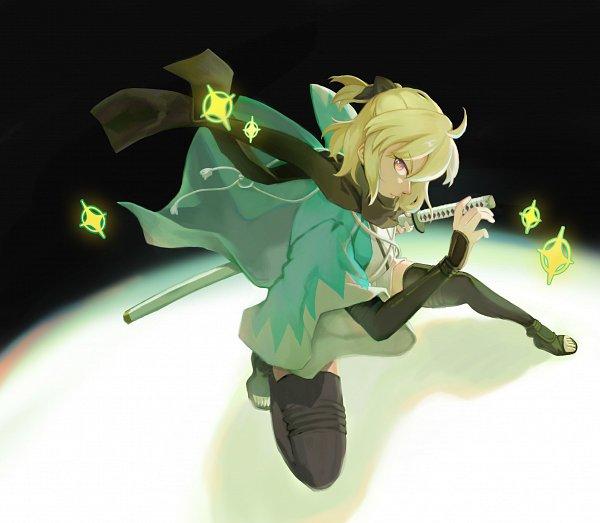 Tags: Anime, Pixiv Id 1666648, Fate/Grand Order, Sakura Saber