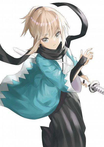 Tags: Anime, Pixiv Id 56043711, Koha-Ace, Sakura Saber, Fanart From Pixiv, Pixiv, Fanart