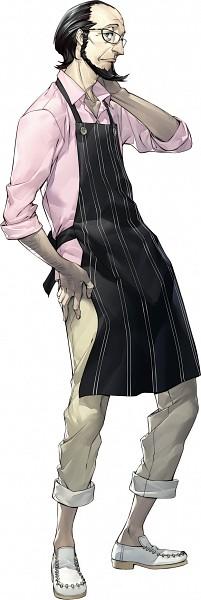 Sakura Soujirou - Shin Megami Tensei: PERSONA 5