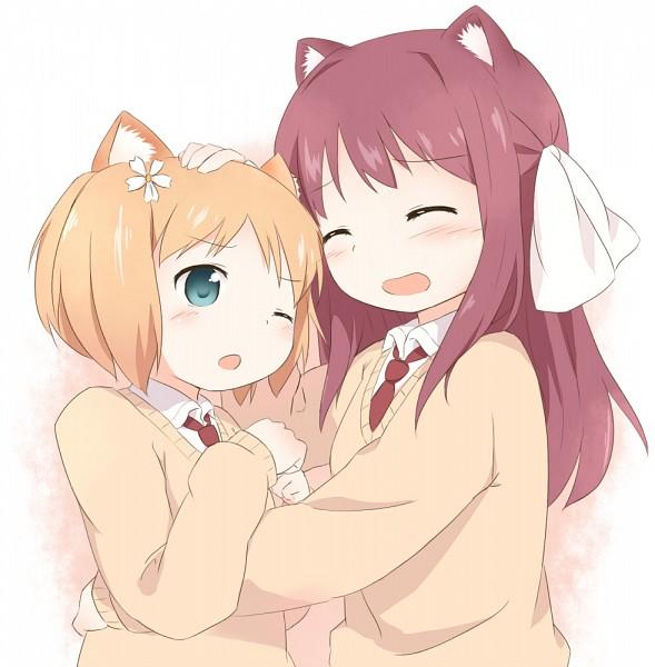 Tags: Anime, Ri Kurenai, Sakura Trick, Takayama Haruka, Sonoda Yuu