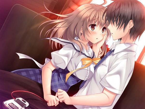 Tags: Anime, Pan (mimi), Onomatope*, Sakura no Reply, Asahina Mai