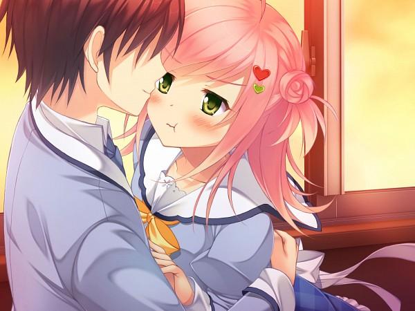Tags: Anime, Pan (mimi), Onomatope*, Sakura no Reply, Tsukimori Chiyoko, CG Art