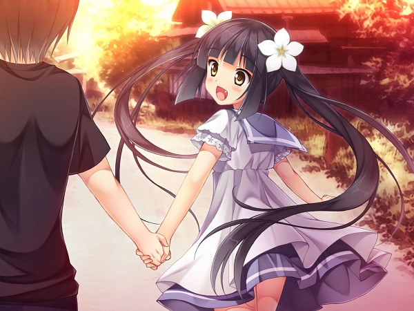 Tags: Anime, Pan (mimi), Onomatope*, Sakura no Reply, Kazama Minto, CG Art