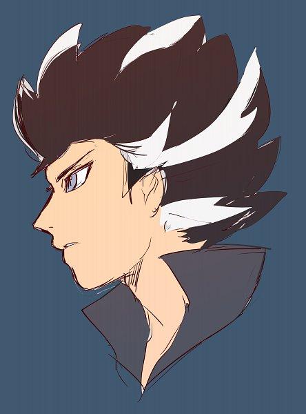 Sakuraba Haruki (Piers Thornton) - Inazuma Eleven: Ares no Tenbin