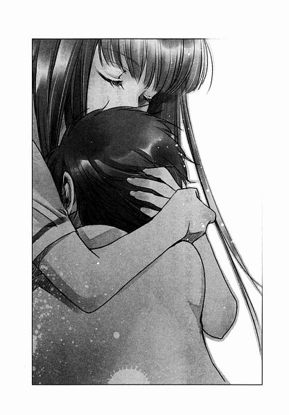 Tags: Anime, Shiina Yuu, Sakurada Reset, Nonoo Seika, Scan, Novel Illustration, Official Art, Character Request