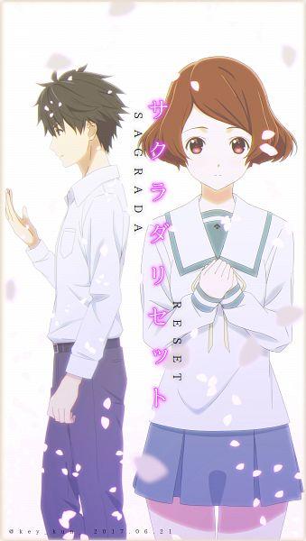 Tags: Anime, Pixiv Id 9042927, Sakurada Reset, Haruki Misora, Asai Kei