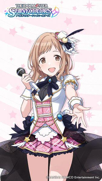 Tags: Anime, Bandai Namco Entertainment, The iDOLM@STER: Shiny Colors, Sakuragi Mano, Artist Request, Official Art