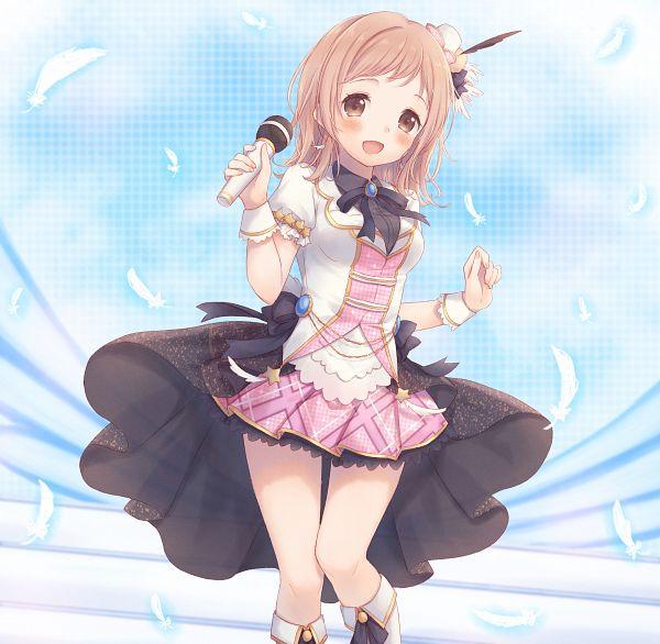 Tags: Anime, Manashi, The iDOLM@STER: Shiny Colors, Sakuragi Mano, Fanart From Pixiv, Pixiv, Fanart
