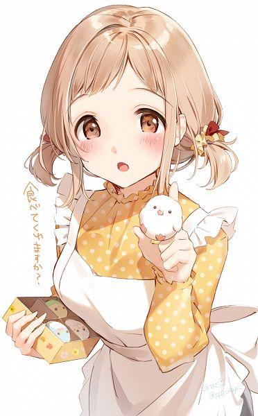 Tags: Anime, Shiratama Akane, The iDOLM@STER: Shiny Colors, Sakuragi Mano, Fanart From Pixiv, Pixiv, Fanart