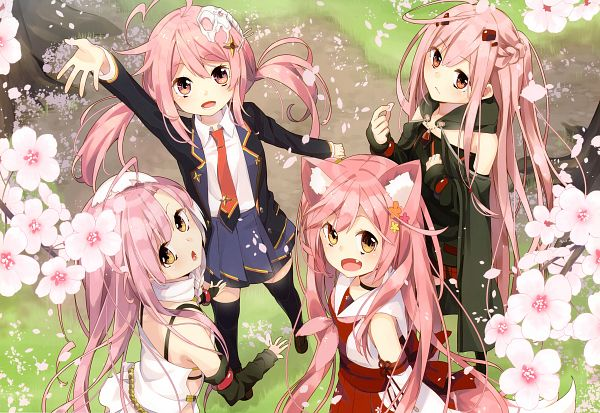 Tags: Anime, Sakuragi Ren, =PINK2, Comitia112, COMITIA, Scan