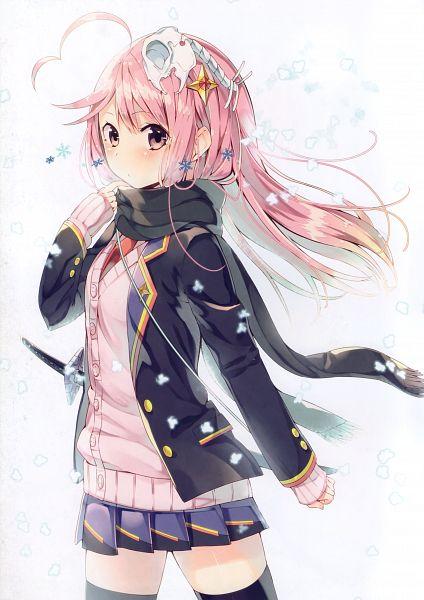 Tags: Anime, Sakuragi Ren, =PINK4, Comic Market 89, Comic Market, Scan