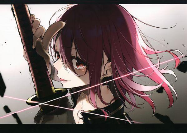 Tags: Anime, Sakuragi Ren, SakuragiRen Characters Volume 1, Scan, Comic Market 94, Comic Market
