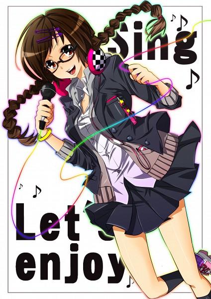 Tags: Anime, Sakuragi Ren, Mobile Wallpaper, Pixiv, Original