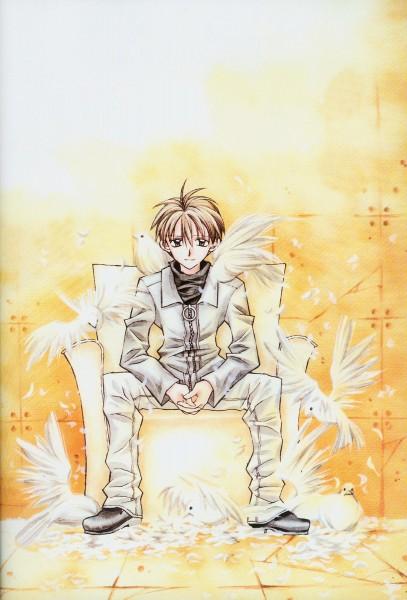 Tags: Anime, Tanemura Arina, Full Moon wo Sagashite, Sakurai Eichi, Scan, Manga Page