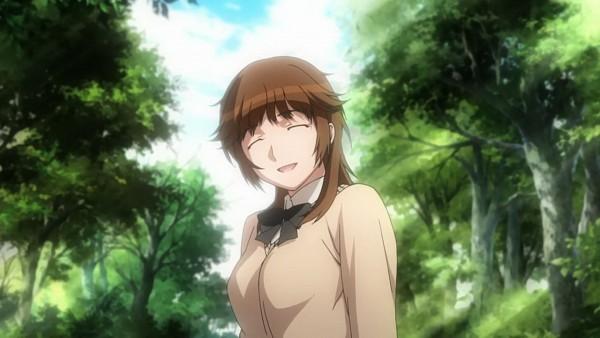 Tags: Anime, Amagami, Sakurai Rihoko, Screenshot, Wallpaper