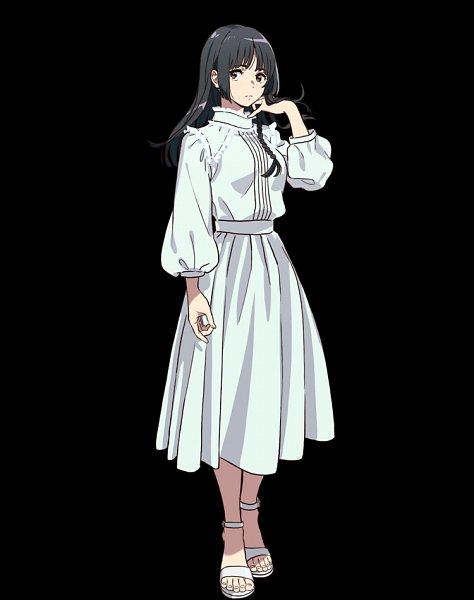 Sakurako (Umibe no Étranger) - Umibe no Étranger