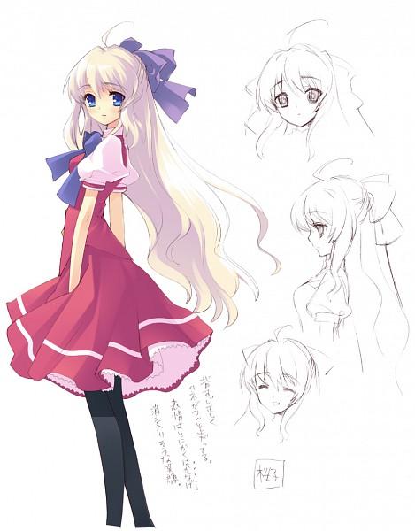 Tags: Anime, Ito Noizi, Flyable Heart, Sakurako Minase