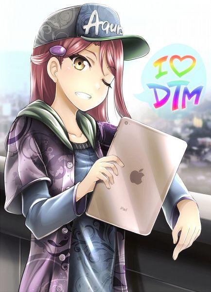 Tags: Anime, Drpow, Love Live! Sunshine!!, Sakurauchi Riko, iPad, PNG Conversion, Mobile Wallpaper, Riko Sakurauchi