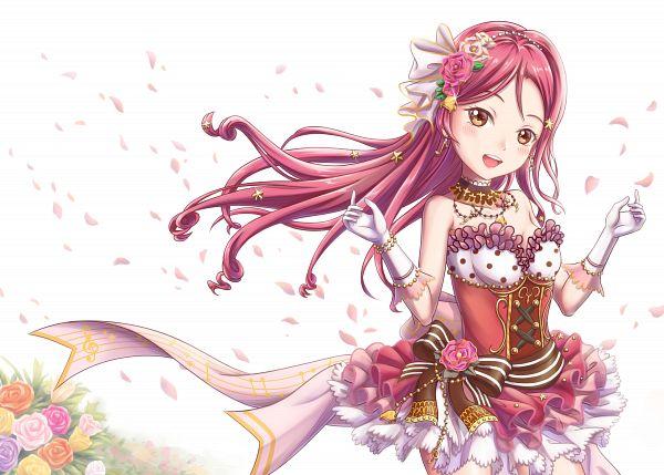 Tags: Anime, Pixiv Id 26140701, Love Live! Sunshine!!, Sakurauchi Riko, Fanart From Pixiv, Pixiv, Fanart, Riko Sakurauchi