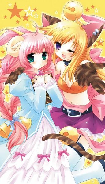 Tags: Anime, Sakurazawa Izumi, Trickster, Sheep (Trickster), Cat (Trickster), Pixiv