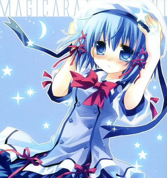 Tags: Anime, Sakurazawa Izumi, Parasol (Studio), Magicarat★Radiant, Yuunagi Suzuri, Pixiv