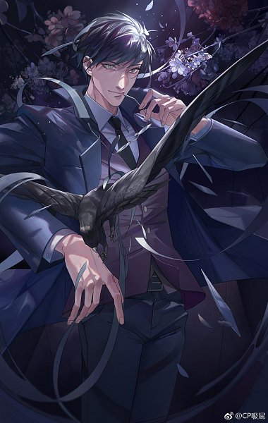 Tags: Anime, C P .Ieng, Sakurazuka Seishirou, Black Bird