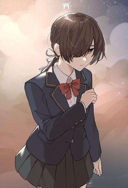Tags: Anime, Pixiv Id 770431, Sakuya Himeko, Pixiv, Ema ni Negai wo!, Fanart, Fanart From Pixiv, Sound Horizon