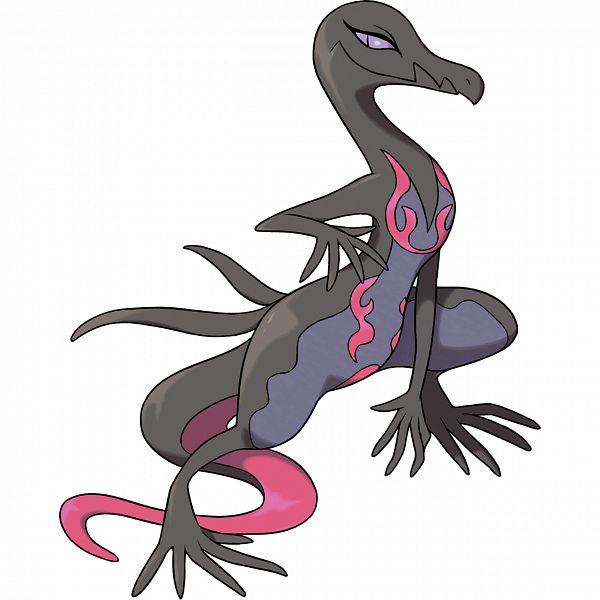 Salazzle - Pokémon