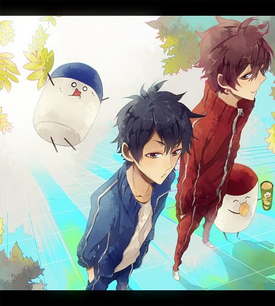 Tags: Anime, Nicocco, Pepper (Nico Nico Jikkyou), Salt (Nico Nico Jikkyou), Nico Nico Jikkyou, Salt and Pepper