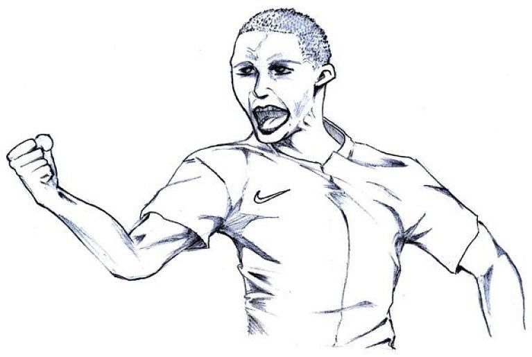 Samuel Eto'o - Soccer Players