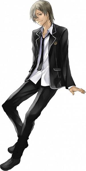 Samukawa Yahiro - GUILTY CROWN