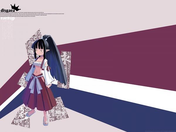 Tags: Anime, Nippon Ichi Software, Makai Senki Disgaea, Samurai (Disgaea)
