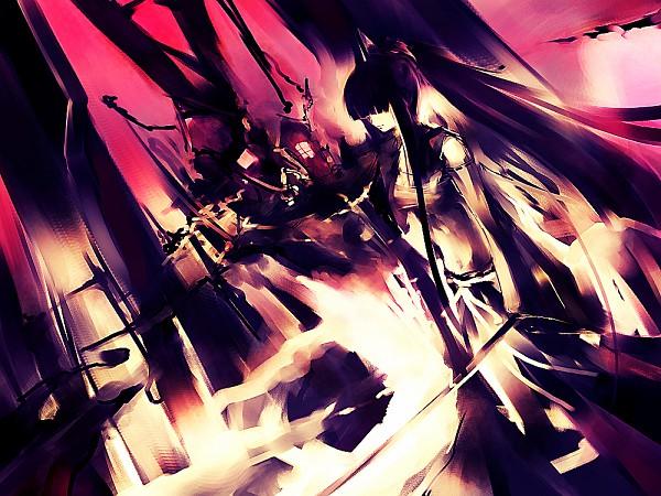 Tags: Anime, Iori (Yakatabako) (Artist), Nippon Ichi Software, Makai Senki Disgaea, Samurai (Disgaea)