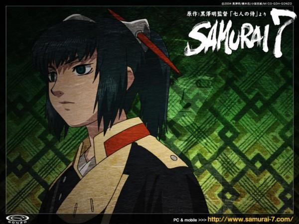 Tags: Anime, Samurai 7, Katsushiro Okamoto