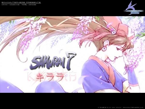 Tags: Anime, Samurai 7, Kirara (Samurai 7), Wallpaper