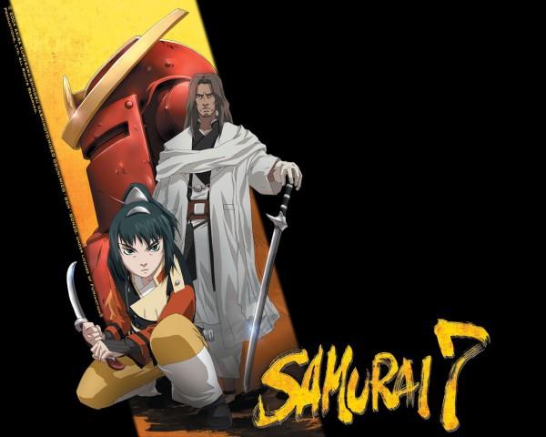 Tags: Anime, Samurai 7, Shimada Kanbe, Katsushiro Okamoto