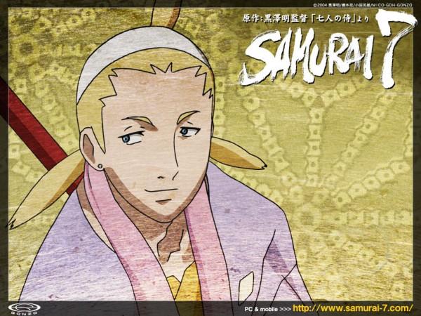 Tags: Anime, Samurai 7, Shichiroji