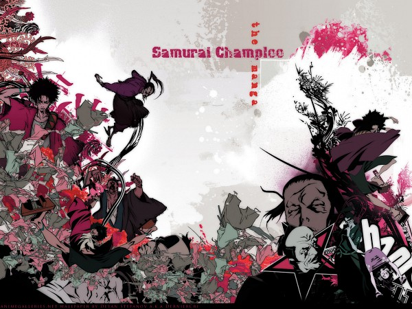 Tags: Anime, Samurai Champloo, Mugen (Samurai Champloo), Wallpaper
